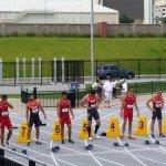 Austin Bahner Hurdles Thorpe Cup 2016